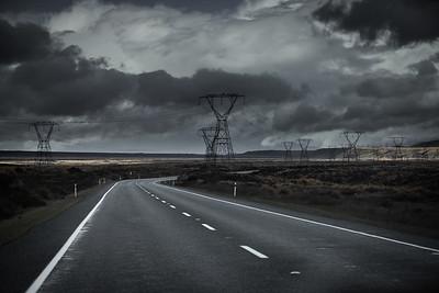 Desert Road 3:4