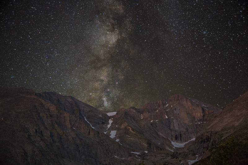 Longs Peak - 14,259 ft.