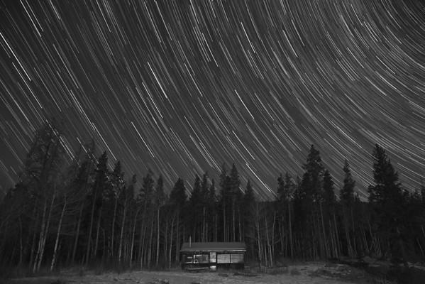 Middle Cabin Star Trail CSU