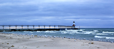 The Light House (Michigan, U.S.A)