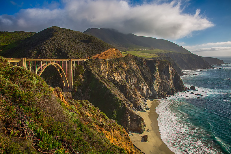 Bixby Bridge (California Coast)