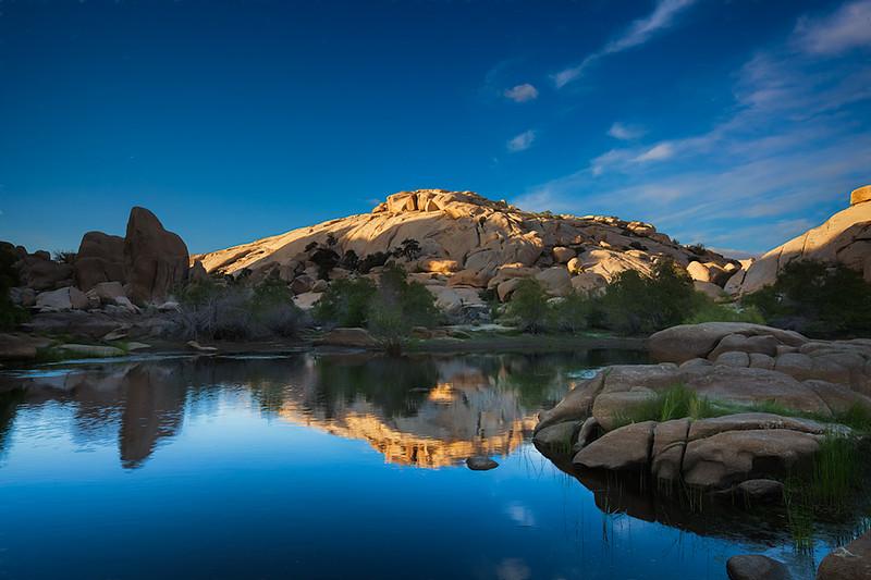 Joshua Tree NP (Barker Dam)