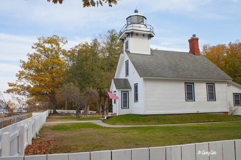Mission Point Lighthouse Lake Michigan, MI