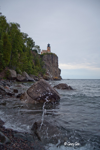 Split Rock Lighthouse Lake Superior