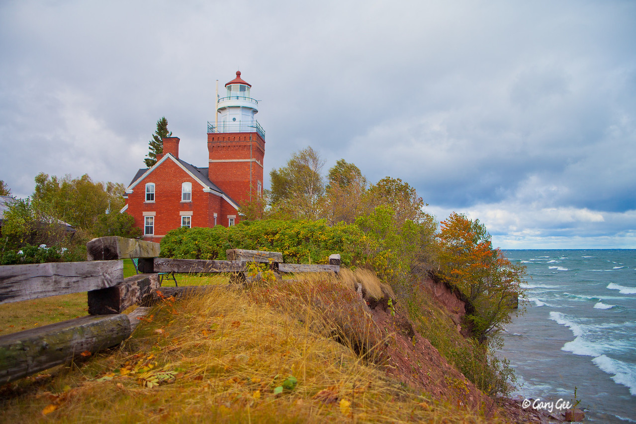 Big Bay Lighthouse Lake Superior, MI
