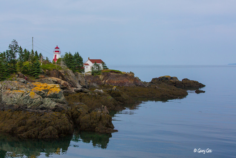 East Quoddy Lighthouse - Campobello Island, New Brunswick Canada