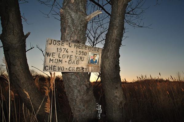 Jose's memorial