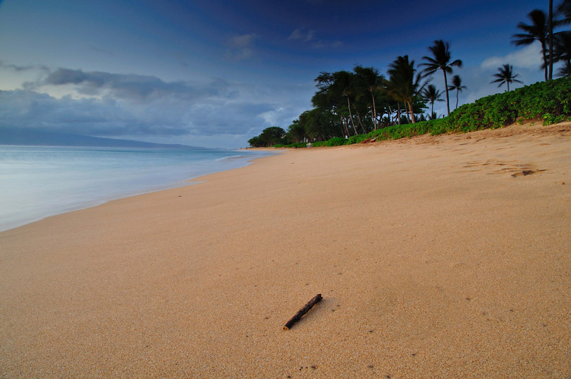 Hawaii shoreline; Maui