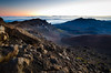 Sunrise at the Crater<br /> Maui, Hawaii