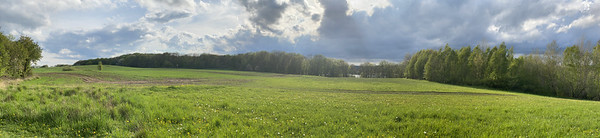 Mecklenburg - pleistozäne Endmoräne