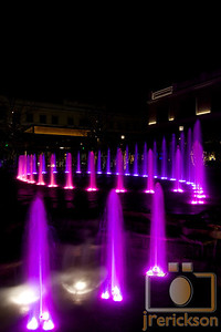 Village Fountains Purple 38