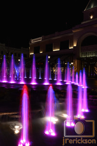 Village Fountains Purple 9