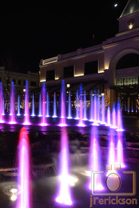 Village Fountains Purple 14