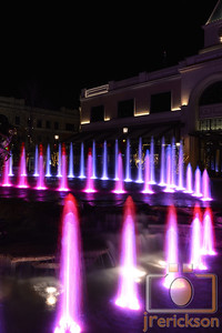 Village Fountains Purple 8