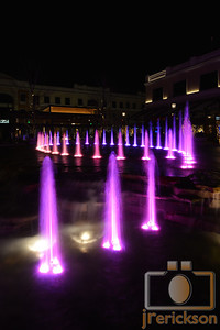 Village Fountains Purple 30