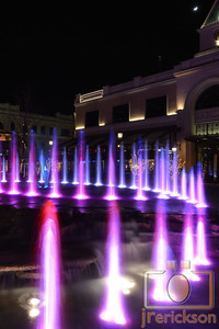 Village Fountains Purple 15