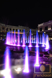Village Fountains Purple 26