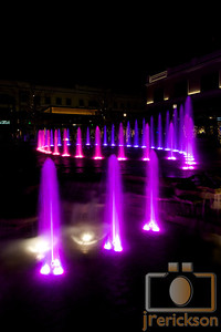 Village Fountains Purple 31