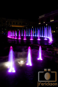 Village Fountains Purple 34