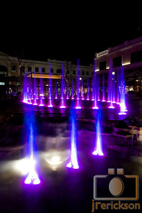 Village Fountains Purple 29