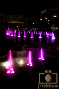 Village Fountains Purple 33