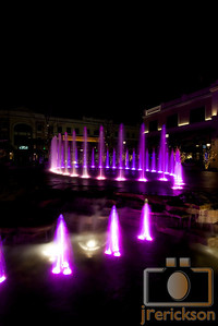 Village Fountains Purple 22