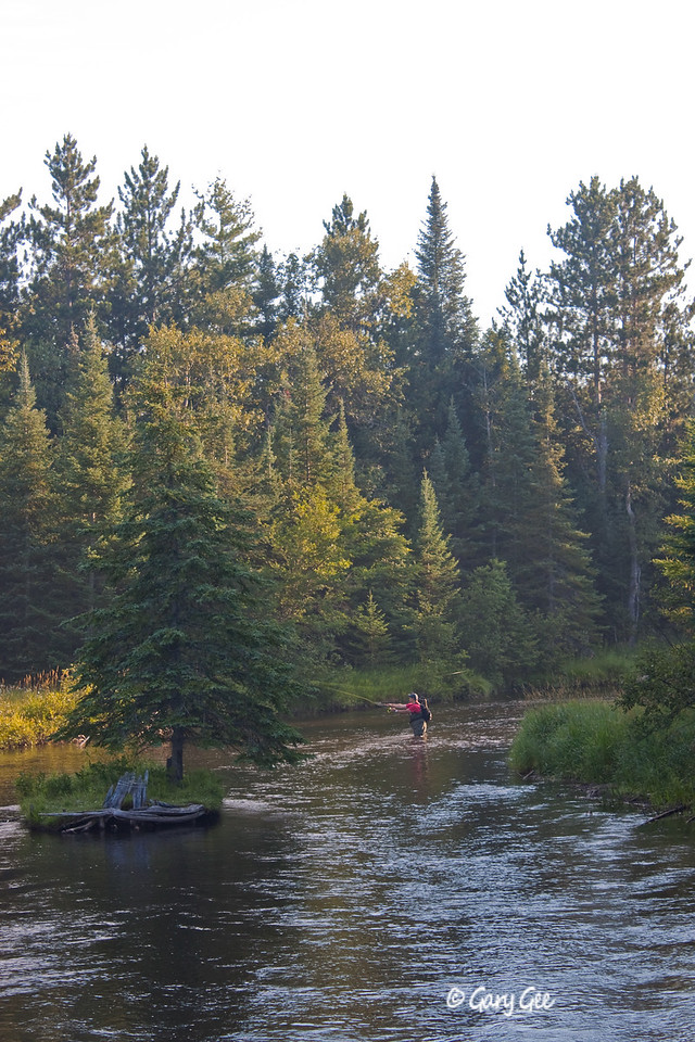 North Branch of the AuSable River