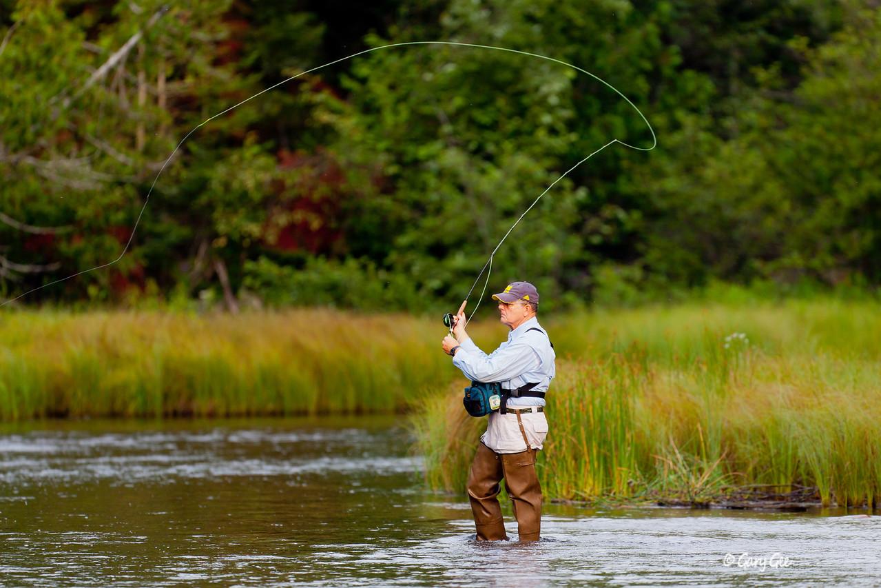 Au Sable River, Grayling MI