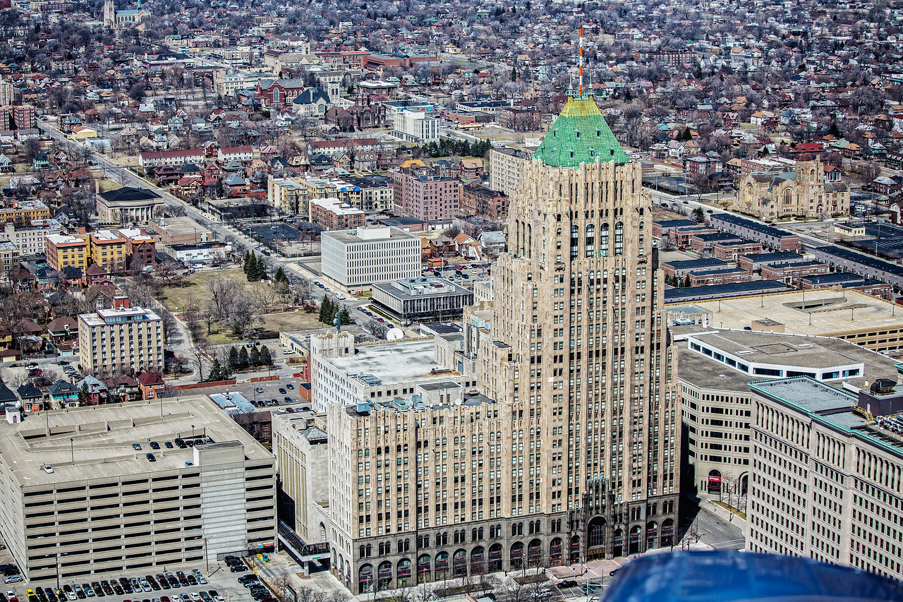 Fisher Building - Detroit City