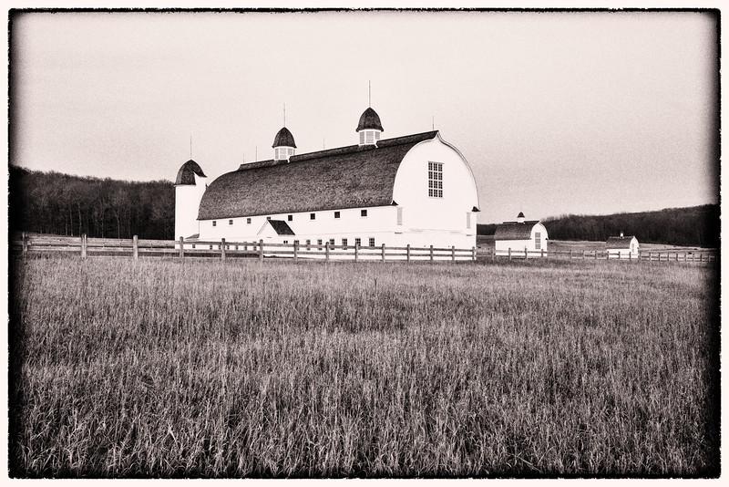 Barn in Empire Michigan