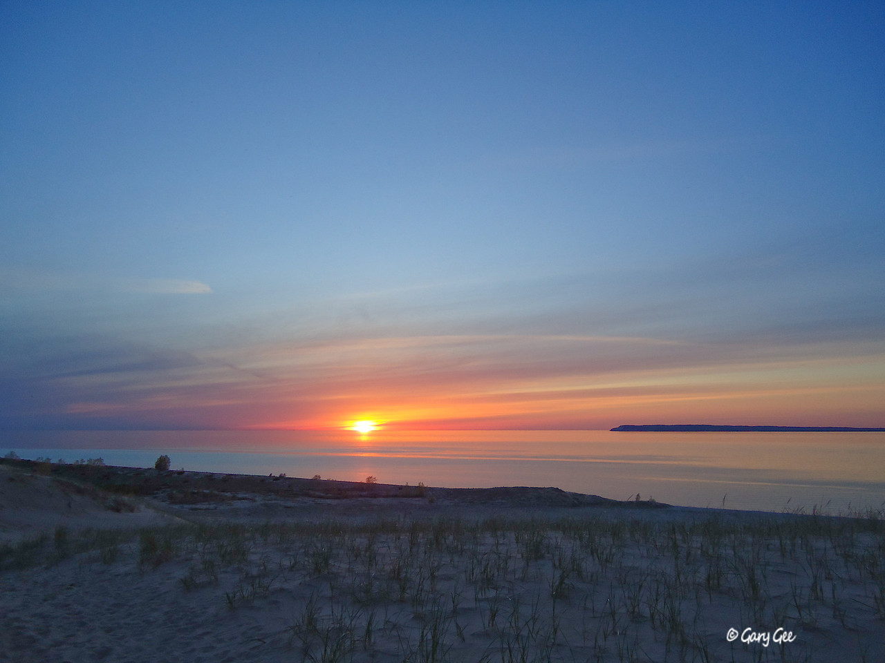 Northwest Michigan Sunset