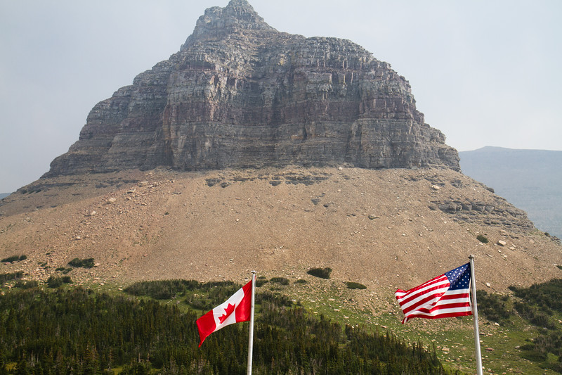 Logan Pass at GNP