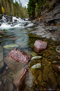 McDonald Creek, Glacier National Park