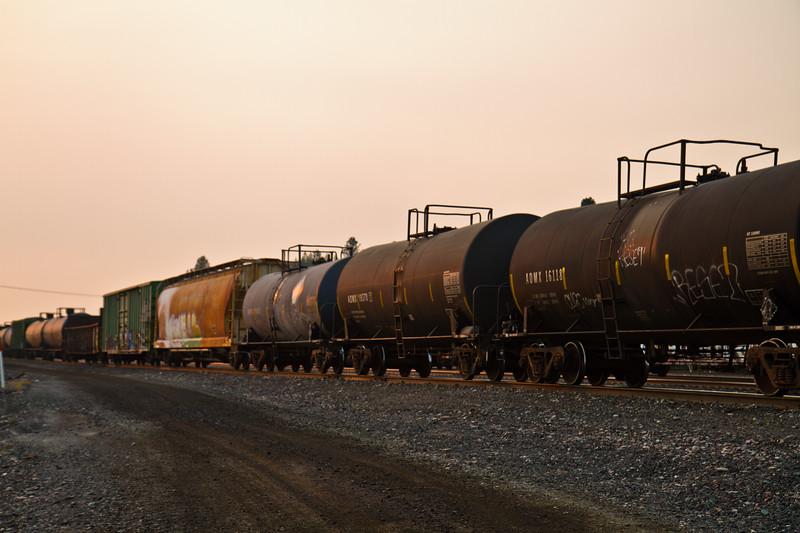 Montana's long history with railroads