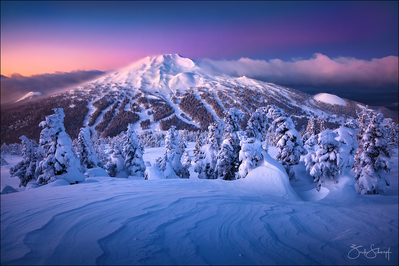 Mt Bachelor Dream