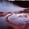 """<font color=""""#FFFFFF"""" size=""""4"""" face=""""Verdana, Arial, Helvetica, sans-serif"""">Ethereal Prismatic Spring</font><br> Yellowstone NP, Wyoming"""