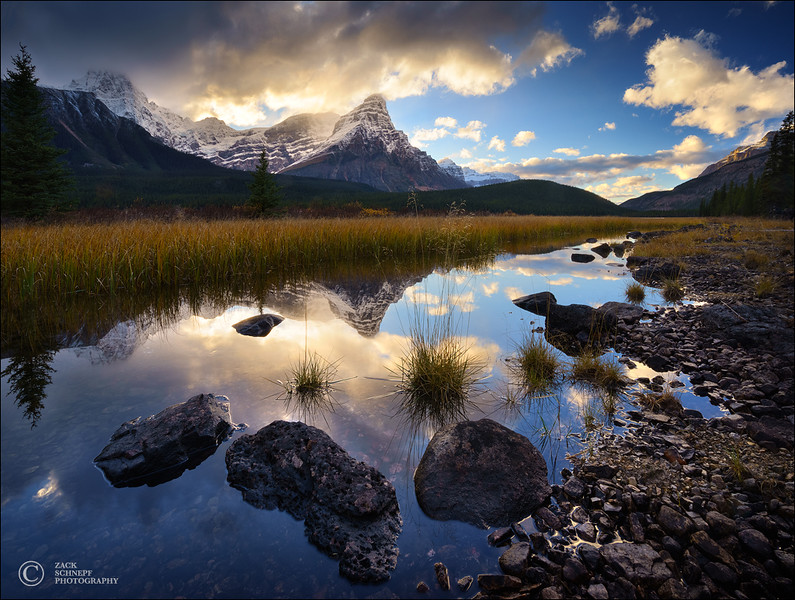 Rocky Mountain Reflection