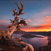 "<font color=""#FFFFFF"" size=""4"" face=""Verdana, Arial, Helvetica, sans-serif"">The Sentinel</font><br> Crater Lake, Oregon"