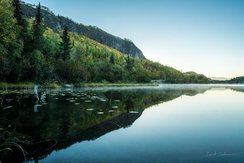 Early Morning on Wiener Lake