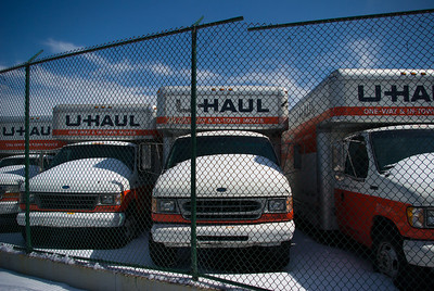 U-Haul Depot, Atlantic Yards, Brooklyn