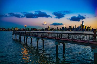 Hoboken Pier