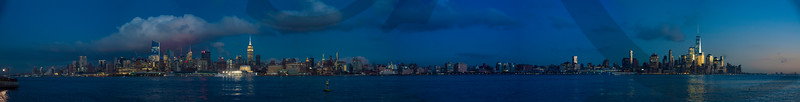 NYC Panorama from Hoboken