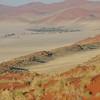 Elim-Düne, dune, Sesriem, Namibia