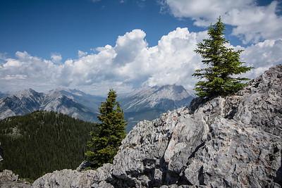 Sulphar Mountain,  Banff AB