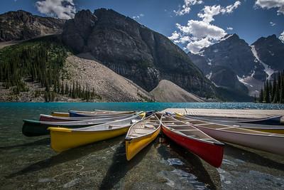 Moraine Lake AB