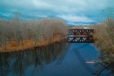 Cocheco River Trestel