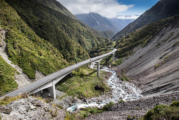 Otira Viaduct -  Arthur's Pass