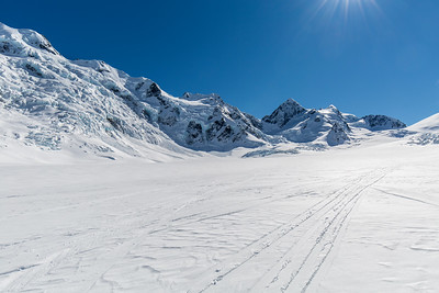 Tasman Glacier, Aoraki Mt Cook National Park