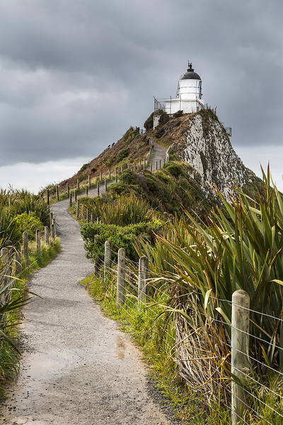 Nugget Point Lighthouse  -  Catlins Otago