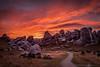 Narnian Sunset